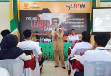 40 Pemuda ikuti Young Leader Camp