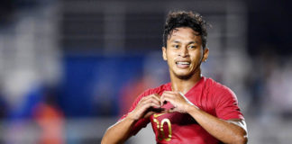 Indonesia Vs Brunei Garuda Muda Pesta Gol