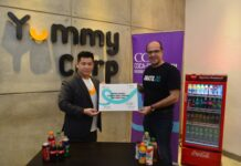 Amatil X Berinvestasi pada Start-Up Cloud Kichen Yummy Corp