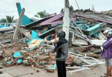 Waspada Gempa Susulan