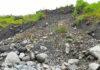 KRITIS. Bekas galian C di Desa Kwadungan Jurang Kecamatan Kledung menjadi salah satu lahan kritis yang harus segera ditangani.
