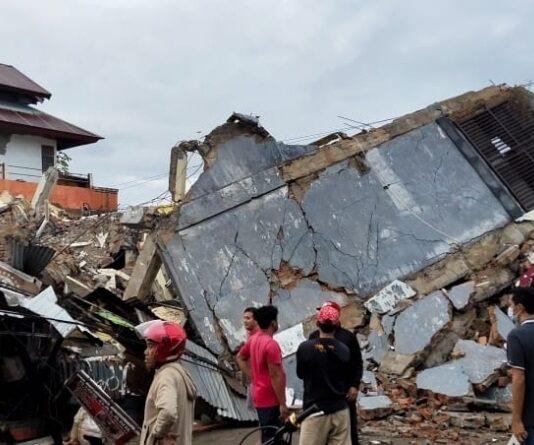 Indonesia Dirundung Bencana (update)
