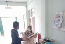 DINAS KESEHATAN. Plt Kepala Dinas Kesehatan Kota Magelang, dr Majid Rohmawanto.