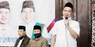 WALIKOTA. Calon Walikota Magelang terpilih dr Muchammad Nur Aziz berjanji tak akan melakukan perombakan pejabat ASN usai dirinya dilantik, hanya karena pandangan politik praktis.