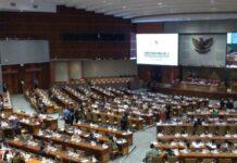 DPR dan Pemerintah Tidak Siap