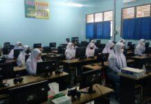 SMK Negeri 3 Magelang telah melaksanakan Asemen Nasional (AN)