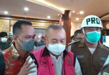 Mantan Gubernur Sumatera Selatan (Sumsel) Alex Noerdin
